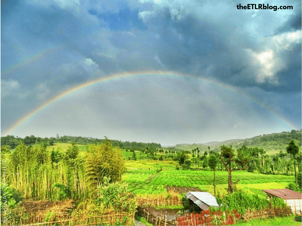 5 reasons to visit Shillong - Double Rainbow